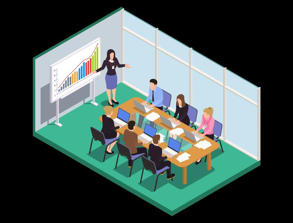 Salas de reunion